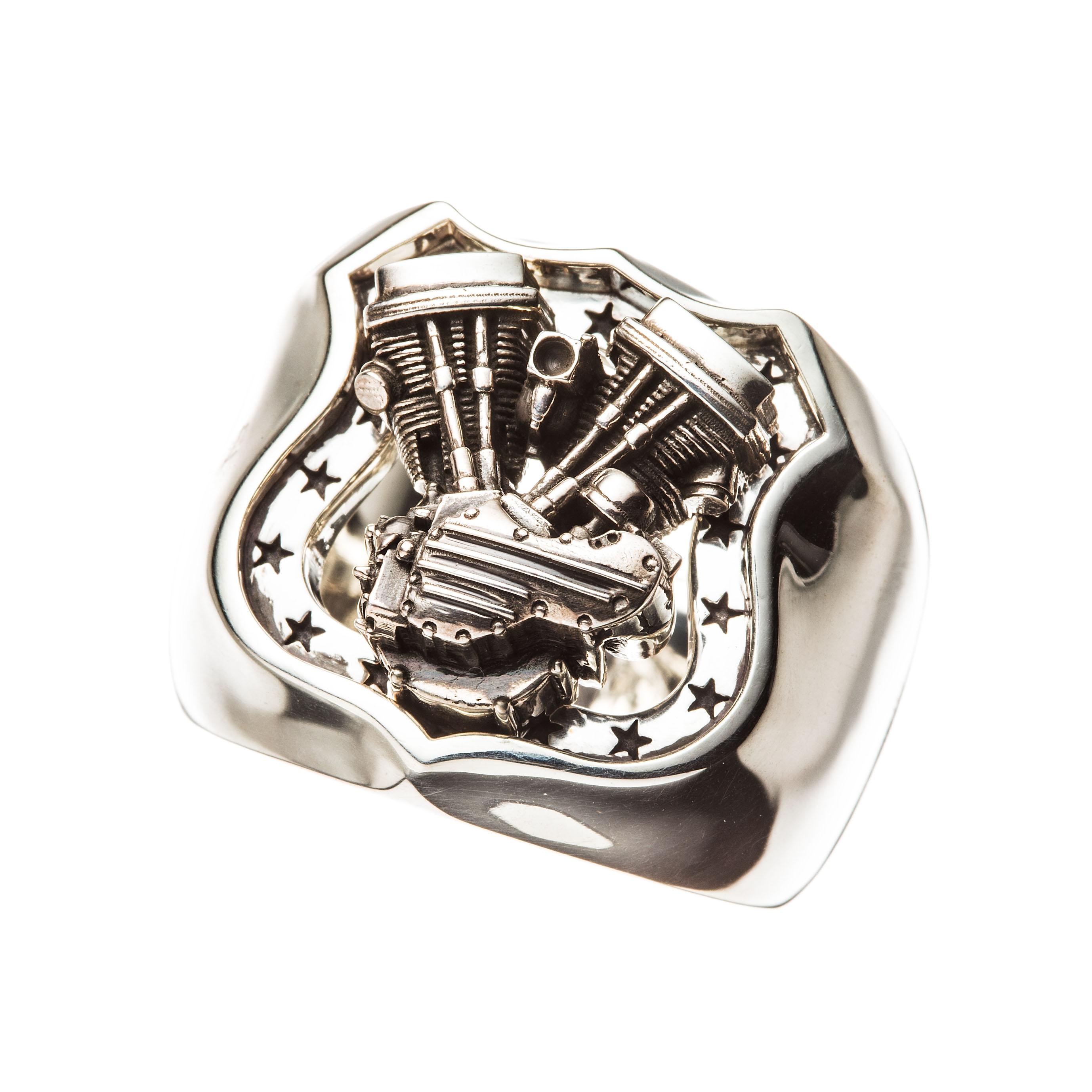 PAN ENGINE RING