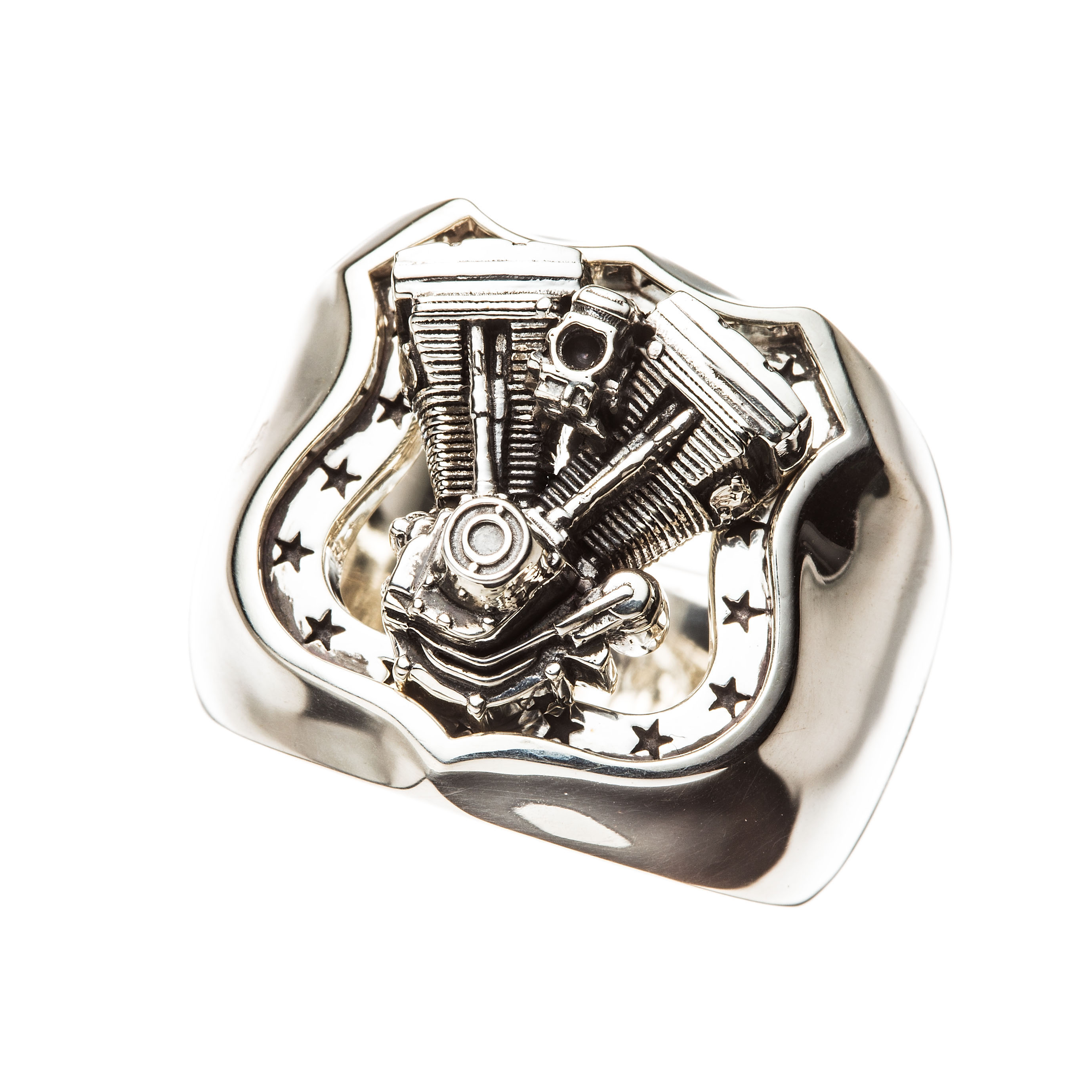 EVOLUTION ENGINE RING
