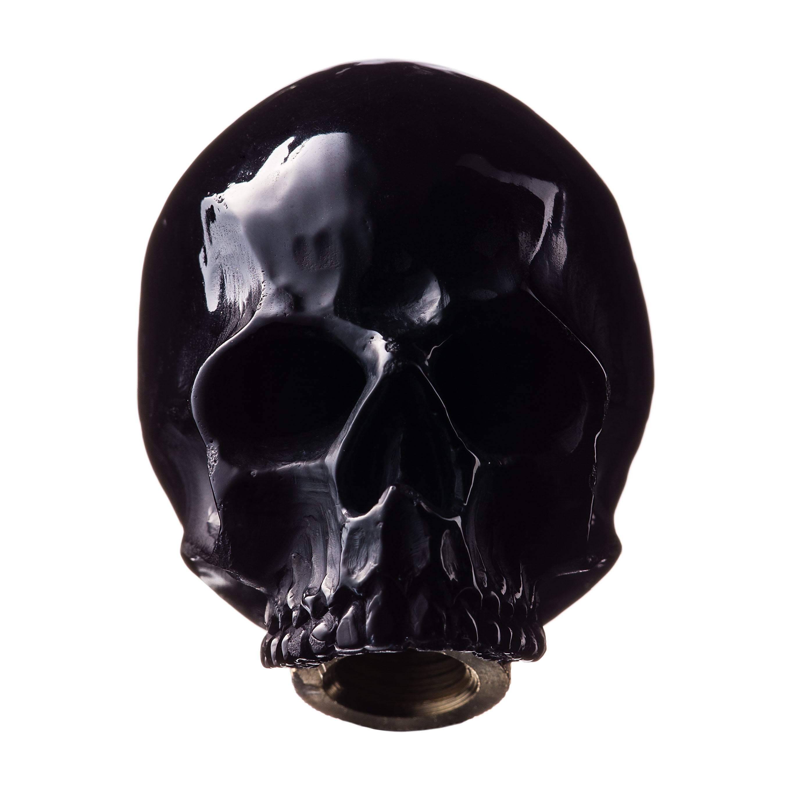 SKULL SHIFT KNOB (BLACK)