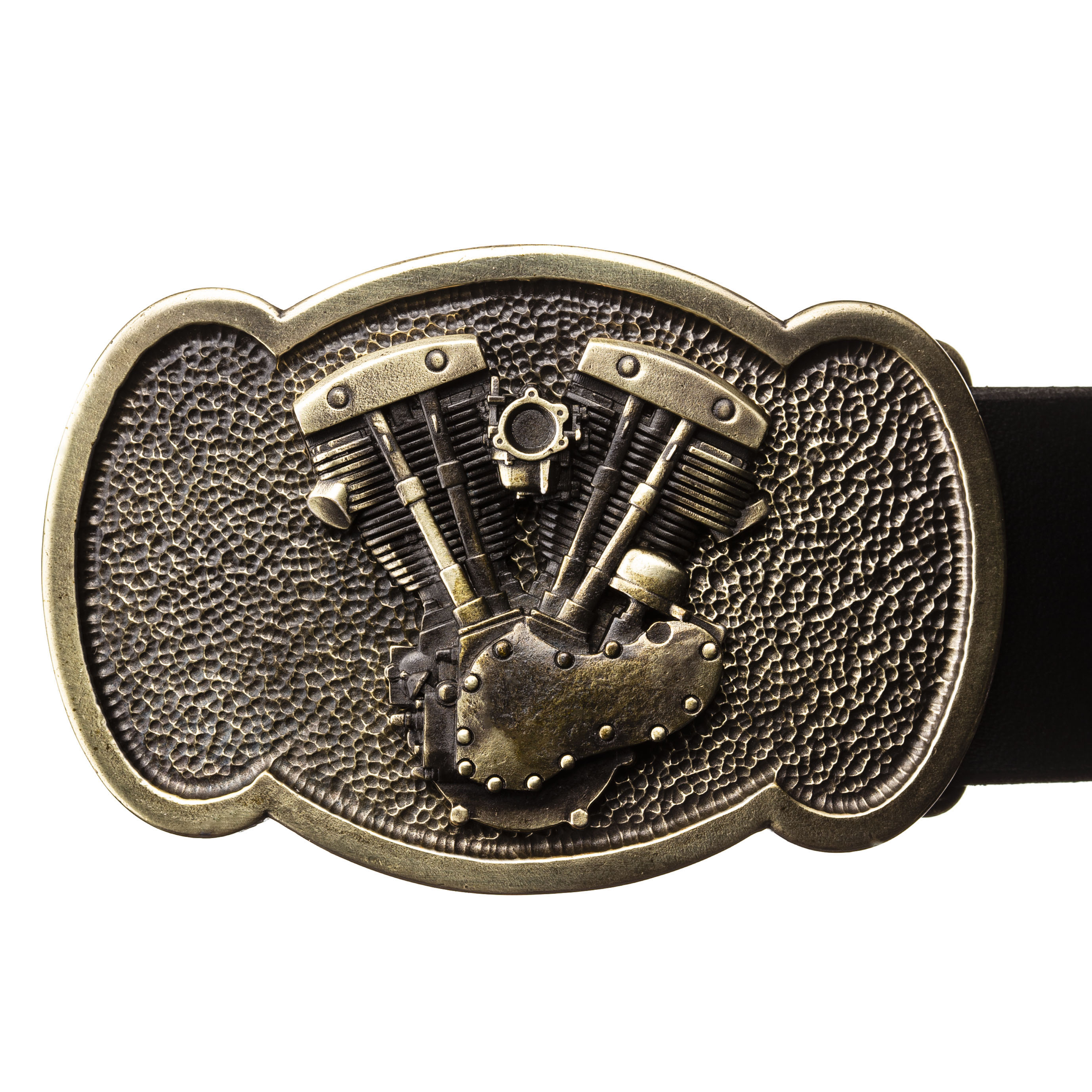 EARLYSHOVEL ENGINE BUCKLE
