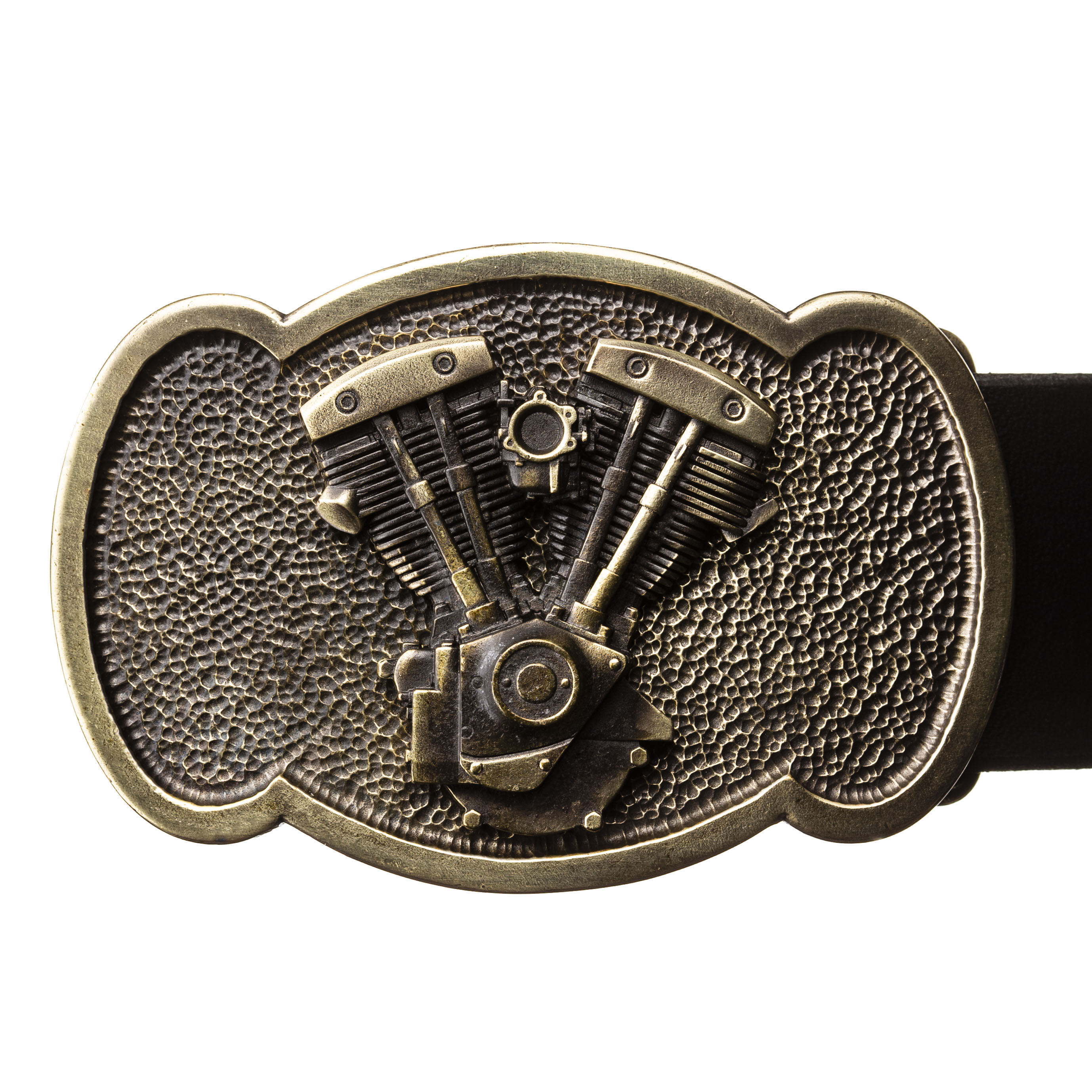 SHOVEL ENGINE BUCKLE