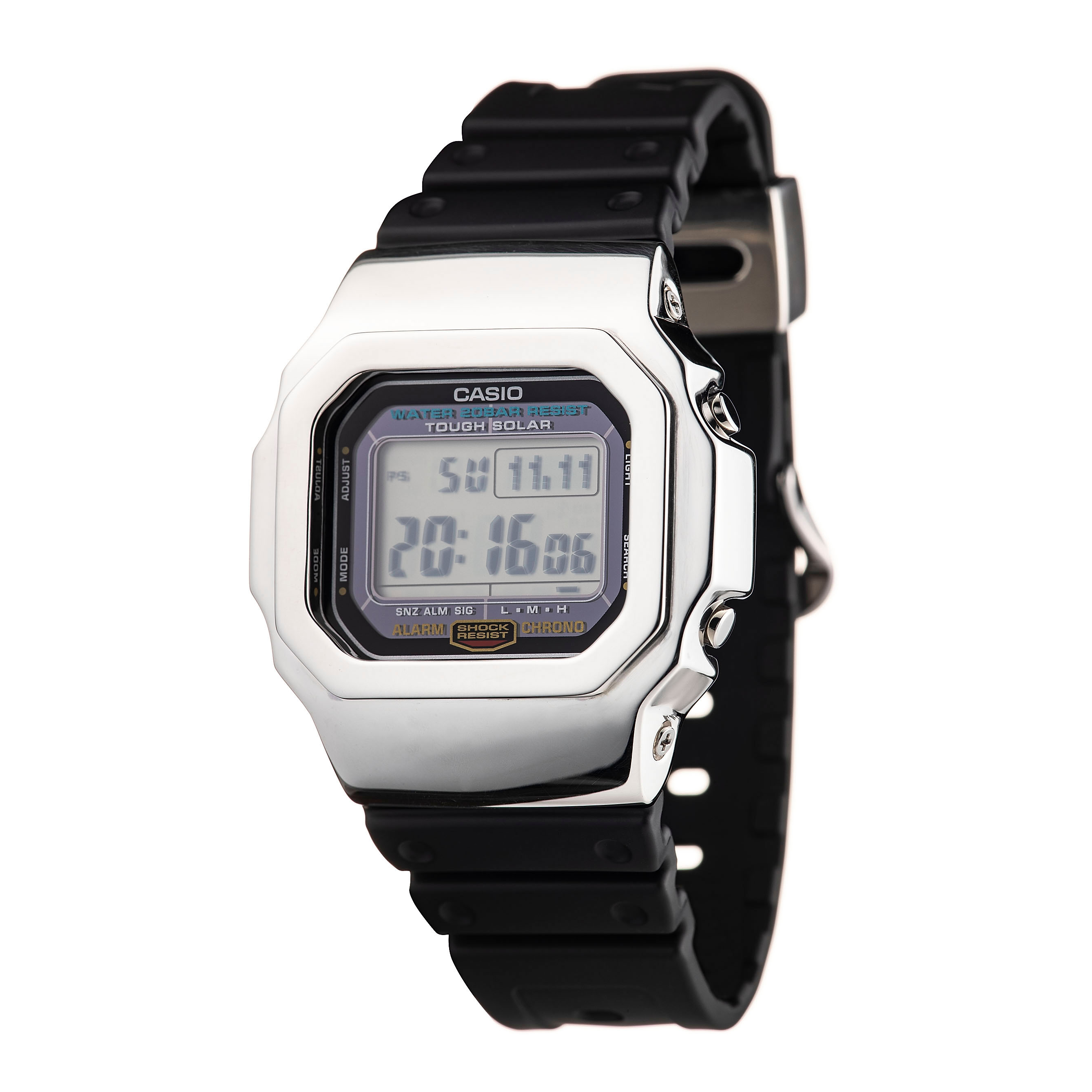 G-SHOCK COVER (SILVER)